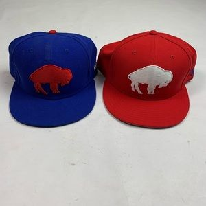 New Era 59Fifty NFL Buffalo Bills Fitted Hat 7 3/4
